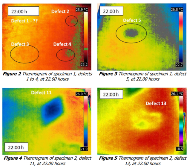 thermal imaging for data capture