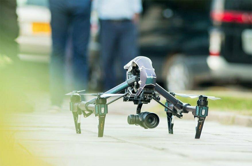 Photographic drone (prexels)