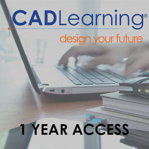CADLearning 1 Year Access