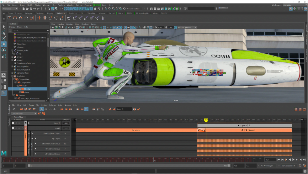 Make it with Maya | Animation Workflows